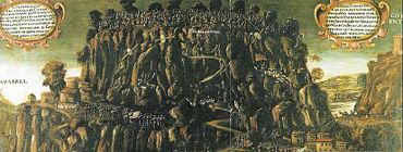 Pengepungan Benteng terakhir muslim Granada (1492 M)