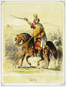 "Tariq ibn Ziyad ""Penakluk Andalusia"" 711 M"
