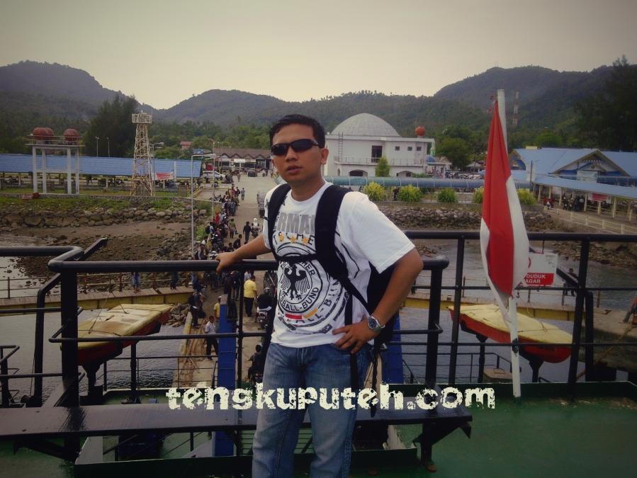 Dermaga Balohan Sabang, 6 April 2012