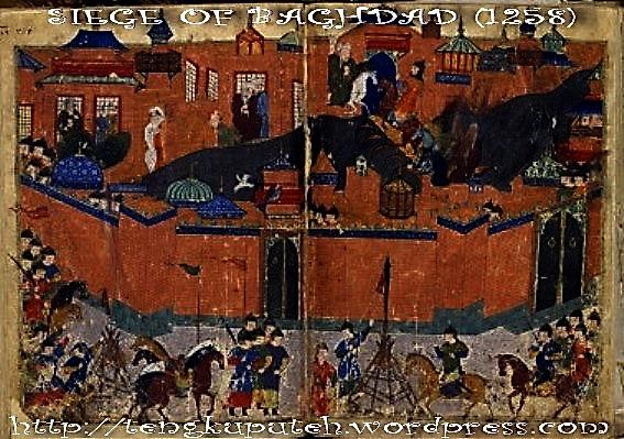 SIEGE OF BAGHDAD 1528