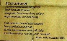 BUAH AMARAH