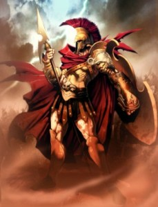 Ares adalah Dewa Perang