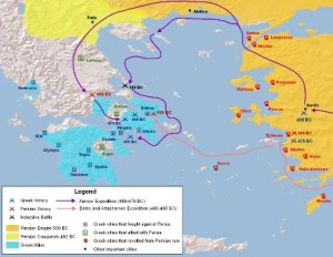 Invasi Persia ke Yunani (480–479 SM)