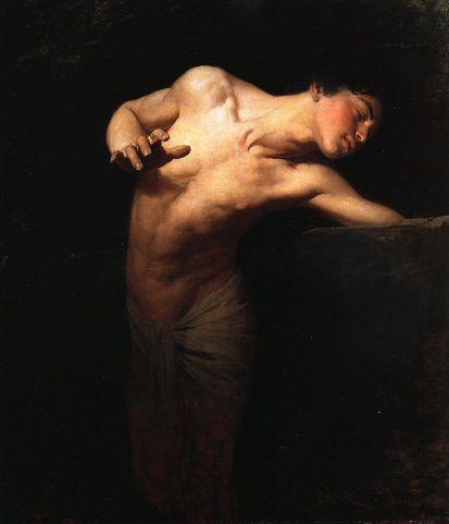 Narsissus putra Cephissus