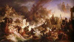 Perang Yunani - Persia di teluk Salamis