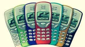 Nokia Seri Awal Gadget mutakhir milik Profesor Gahul (Pada zaman dahulu)