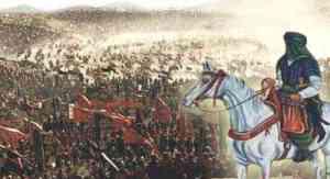 Perang Shiffin (Arab وقعة صفين ) (Mei-Juli 657 Masehi) Menandai berakhirnya era al-Khulafa ar-Rasyidun