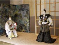Pertemuan Saito Dosan dan Nobunaga di Kuil Shotokuji