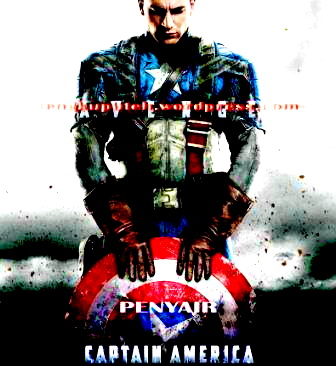 3.PENYAIR AS CAPTAIN AMERICA