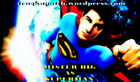 6.MISTER BIG AS SUPERMAN