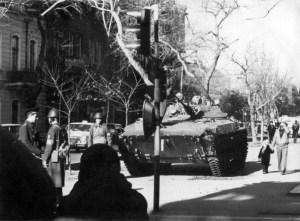 Tentara Merah memasuki Azerbayzan