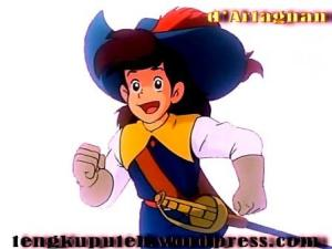 Monsieur d'Artagnan