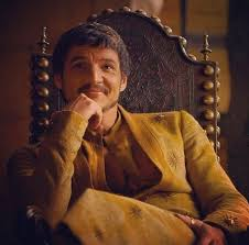Amish Khan like Oberyn Martell