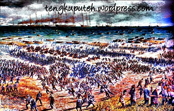 Ekspedisi Belanda pertama ke Aceh (1873)
