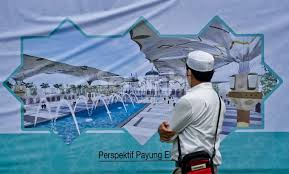 Rencana Renovasi Masjid Raya Baiturrahman