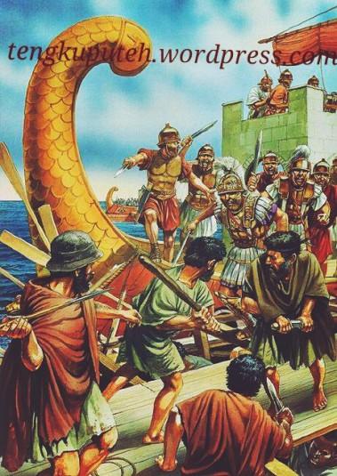 Ancaman bajak laut terus terjadi hingga abad ke-3 S.M dan sangat merugikan Kekaisaran Romawi. Perlu waktu ratusan tahun bagi Kekaisaran Romawi untuk memerangi bajak laut.