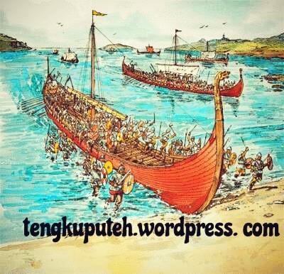Bajak laut Viking gemar menggunakan perahu layar berukuran ramping dan panjang dikenal mahir bertempur, buas, dan ditakuti di berbagai negara
