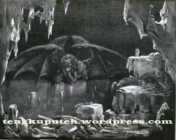 Ketika malam datang, setan dan mimpi buruk mencari mangsa