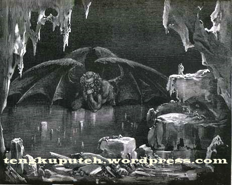 Keangkuhan Iblis