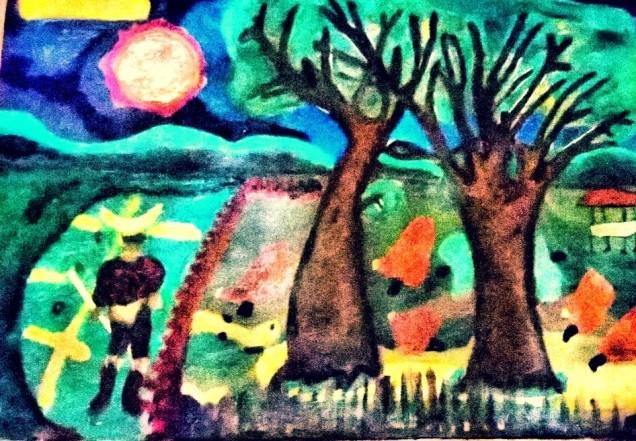 Halequin dan Pohon Harapan