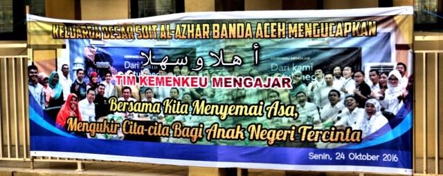 Hormat dan tabik kepada pendidikan Indonesia.