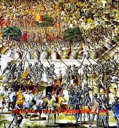 Kejadian yang menimpa kaum muslimin di Barbastro sesungguhnya ujian terbesar, jika bukan yang paling besar. Karena peristiwa yang terjadi di sana jauh lebih hebat dari yang digambarkan.