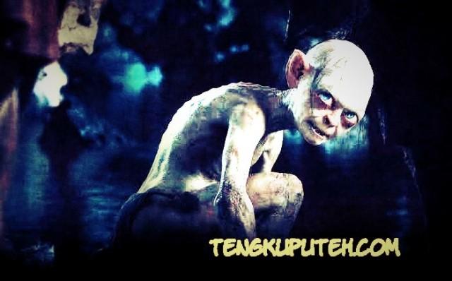 Apakah Suku Mante sebangsa Hobbit seperti Gollum?