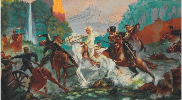 Perang Diponegoro (1825-1830) di Pulau Jawa