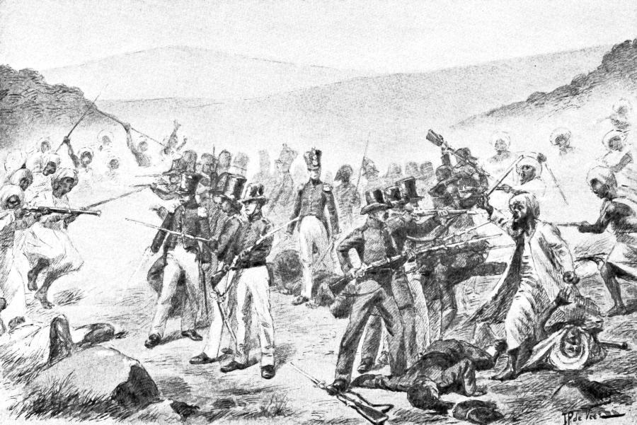Perang Paderi 1821-1837 di Minangkabau
