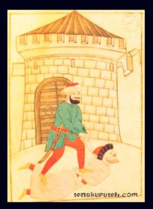 Eksekusi Jafar bin Yahya al-Barmaki atas suruhan Khalifah Harun ar-Rasyid