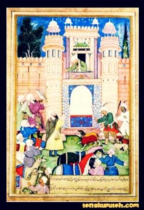 Kedermawanan dan kemegahan keluarga al-Barmaki pada masa puncak kejayaan