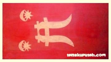 Bendera Aceh koleksi Rijksmuseum