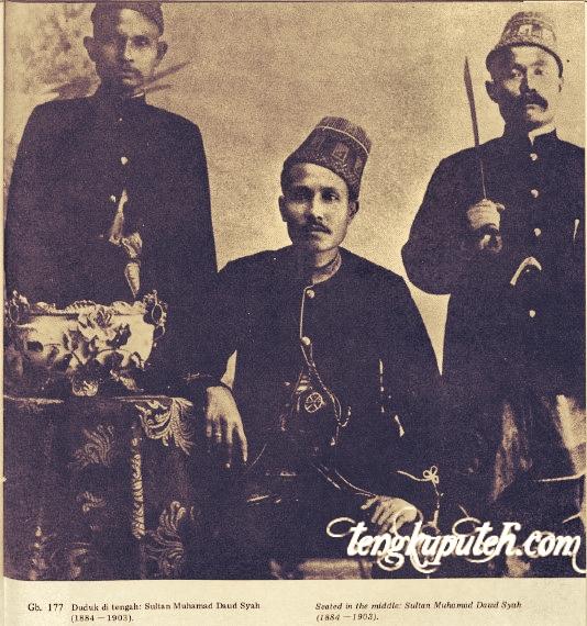 Sultan Aceh Terakhir Tuanku Alaiddin Muhammad Daudsyah (1884-1939)